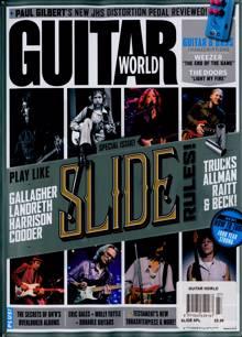 Guitar World Magazine Issue SLIDE SPL