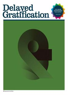Delayed Gratification  Magazine Issue 39 Order Online