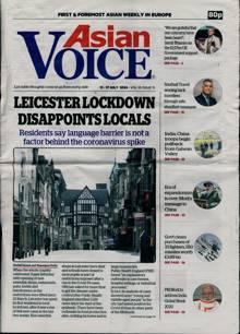 Asian Voice Magazine 28 Order Online