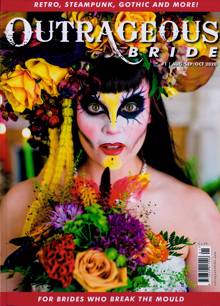 Outrageous Bride Magazine NO 1 Order Online