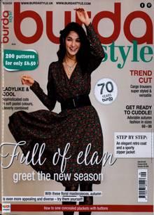 Burda Style Magazine NO 9 Order Online