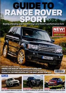 Landrover Owner Guide To Magazine RANGE ROVE Order Online