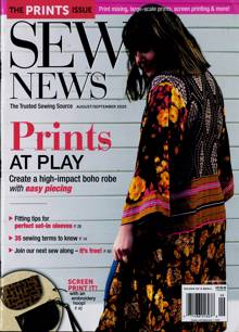 Sew News Magazine Issue 09