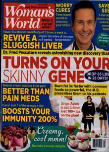 Womans World Magazine Issue 91