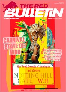 The Red Bulletin Magazine Sept 20 Order Online