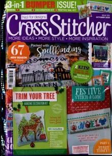 Cross Stitcher Magazine NO 362 Order Online