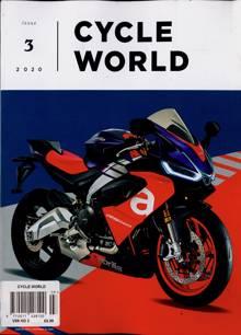 Cycle World (Usa) Magazine VOL59/3 Order Online