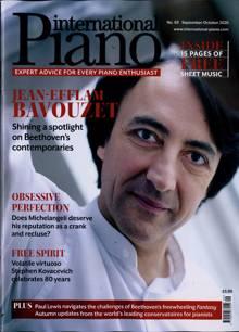 International Piano Magazine SEP-OCT Order Online