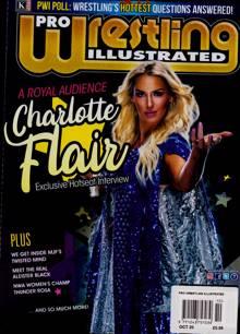 Pro Wrestling Illust Magazine OCT 20 Order Online