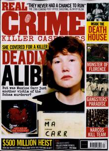 Real Crime Magazine Issue NO 67