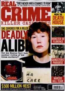 Real Crime Magazine NO 67 Order Online