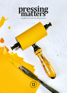 Pressing Matters Magazine Issue 13 Order Online