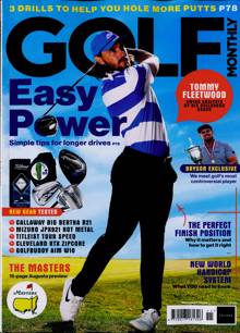 Golf Monthly Magazine Issue NOV 20