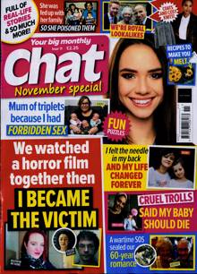 Chat Monthly Magazine Issue NOV 20