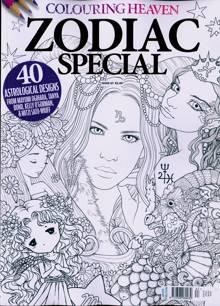 Colouring Heaven Magazine ZODIAC Order Online