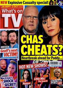 Whats On Tv England Magazine 26/09/2020 Order Online