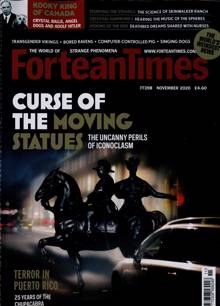Fortean Times Magazine Issue NOV 20