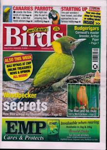 Cage And Aviary Birds Magazine 23/09/2020 Order Online