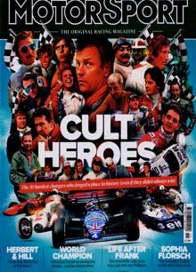 Motor Sport Magazine NOV 20 Order Online