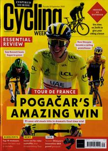 Cycling Weekly Magazine 24/09/2020 Order Online