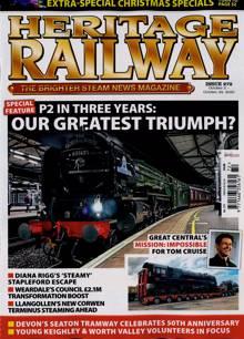 Heritage Railway Magazine NO 272 Order Online