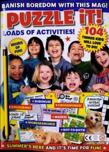 Puzzle It! Magazine 2020 Order Online