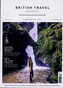 British Travel Journal Magazine AUTUMN Order Online