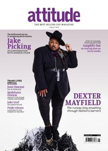 Attitude 325 - Dexter Mayfield Magazine Issue DEXTER