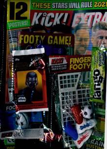 Kick Extra Magazine Issue NO 55