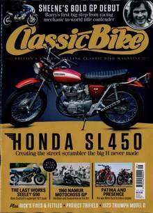 Classic Bike Magazine SEP 20 Order Online