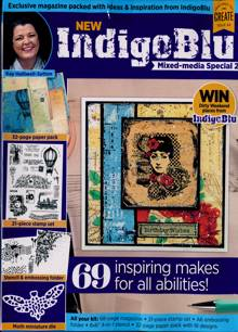 Inspired To Create Magazine INDIGBLU64 Order Online