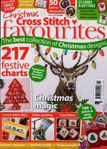 Cross Stitch Favourites Magazine XMAS 20 Order Online