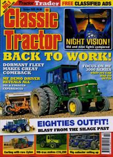 Classic Tractor Magazine Issue OCT 20