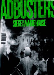 Adbusters Magazine SEP-OCT Order Online