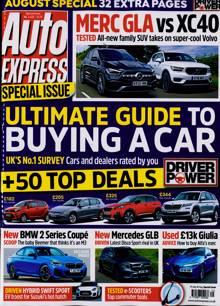 Auto Express Specials Magazine 29/07/2020 Order Online