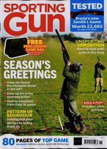 Sporting Gun Magazine Issue NOV 20