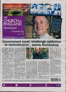 Church Of England Newsp Magazine 25/09/2020 Order Online