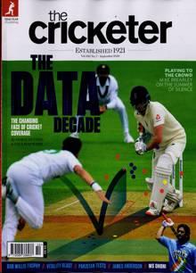 Cricketer Magazine SEP 20 Order Online
