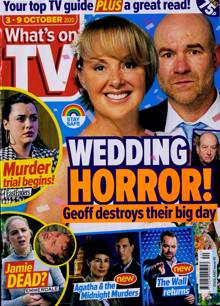 Whats On Tv England Magazine 03/10/2020 Order Online