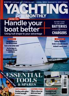 Yachting Monthly Magazine Issue NOV 20
