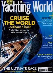 Yachting World Magazine Issue NOV 20