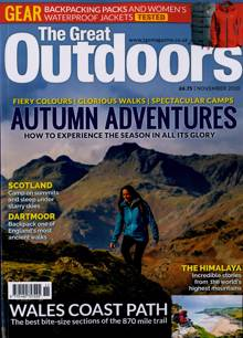 The Great Outdoors (Tgo) Magazine Issue NOV 20