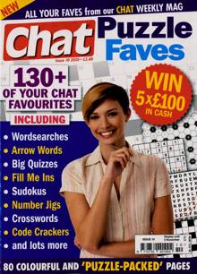 Chat Puzzle Faves Magazine NO 10 Order Online