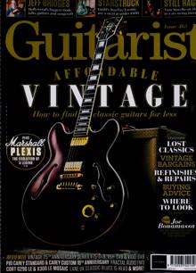 Guitarist Magazine Issue NOV 20