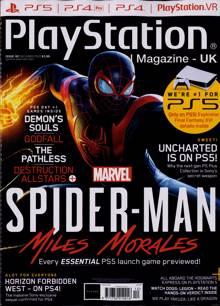 Playstation Official Magazine DEC 20 Order Online
