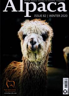 Alpaca Magazine Issue WINTER