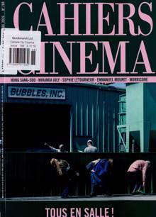 Cahier Du Cinema Cdu Magazine Issue NO 768