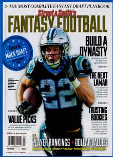 Street & Smiths Fantasy Football Magazine Issue 2020