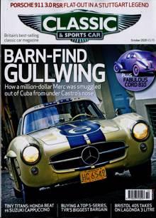 Classic & Sportscar Magazine OCT 20 Order Online