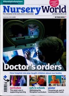 Nursery World Magazine SEP 20 Order Online